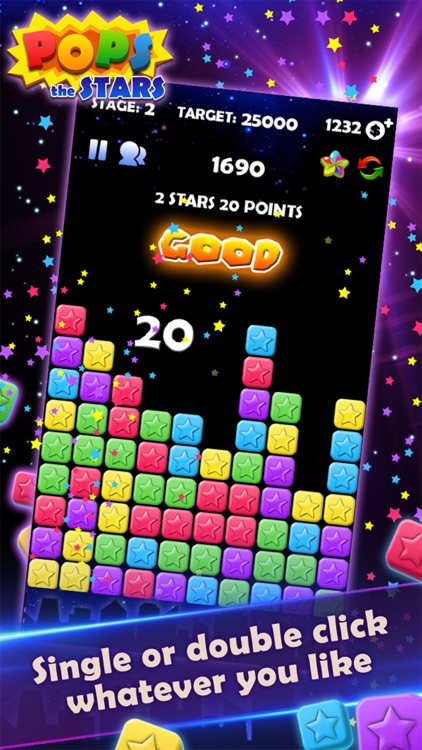 Pop the Star(Young Version)-popping stars screenshot-0