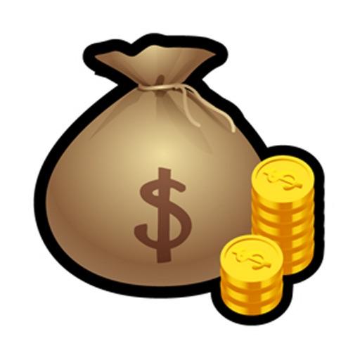 Emoji Objects : Money Stickers