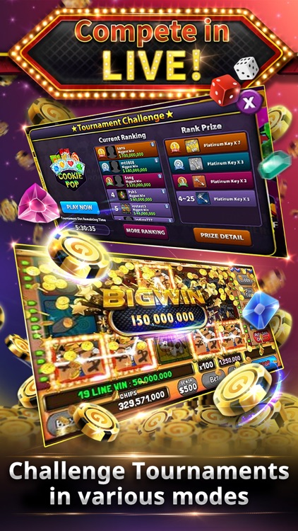 Slots Social Casino screenshot-1