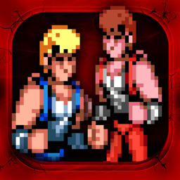 Ícone do app Double Dragon Trilogy