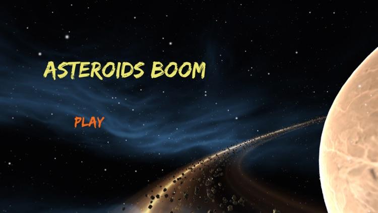 Asteroids Boom