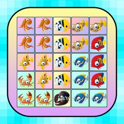 Sea Animals Puzzle Game For Kids Free