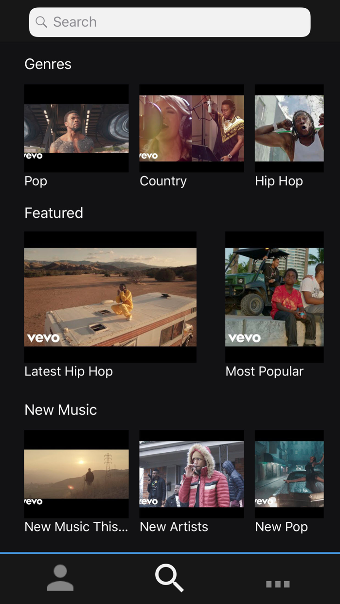 Trending Music Screenshot