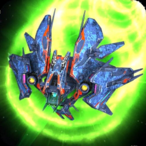 Война космических кораблей 3D