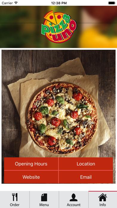 Pizza Uno screenshot two
