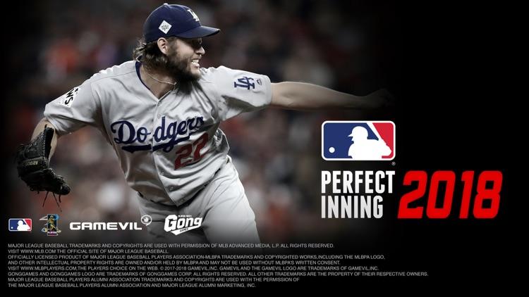 MLB Perfect Inning 2018 screenshot-0