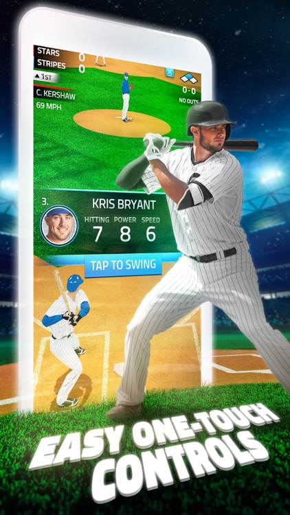 Tap Sports Baseball 2016 screenshot-1