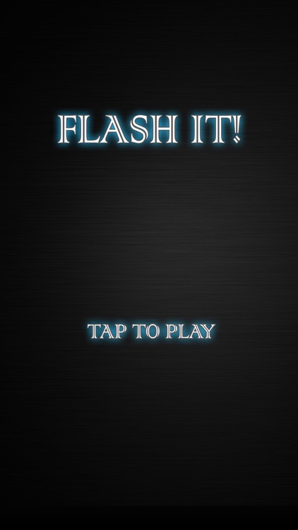 Flash it! Slip Shot.io on Dark Paper