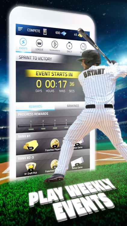 Tap Sports Baseball 2016 screenshot-2