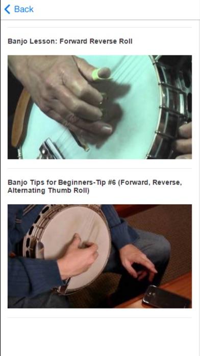 Banjo - Learn How To Play Banjo Easily screenshot four