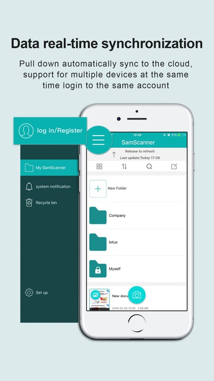 Scanner App – Wordscanner pro screenshot-1