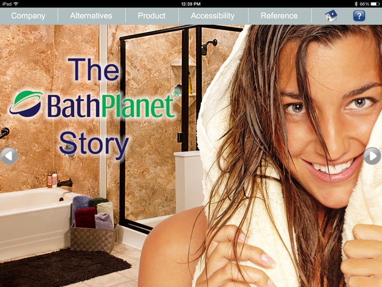 Bath Planet Product Presentation