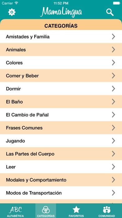 MamaLingua Premium Screenshots