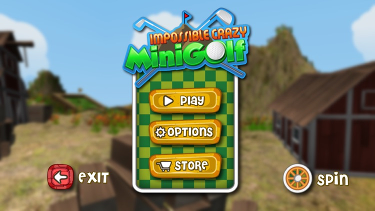 Impossible Crazy Mini Golf : Open Fun Minigolf screenshot-4