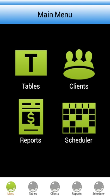 Restaurant Scheduling Software screenshot-0