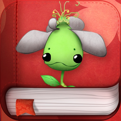 Hughly, the flower that wanted to grow Book!