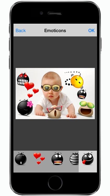 Cool Pic Camera - Emoji Photo Editor Frames User screenshot-3