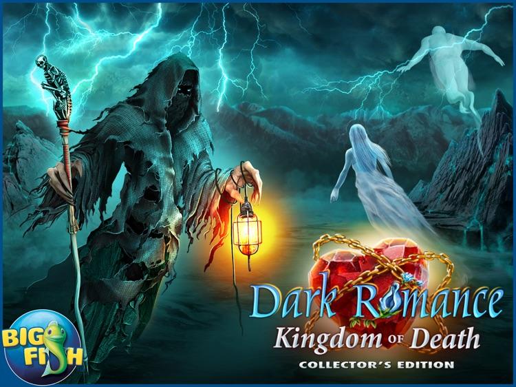 Dark Romance: Kingdom of Death HD - A Hidden Object Adventure screenshot-4