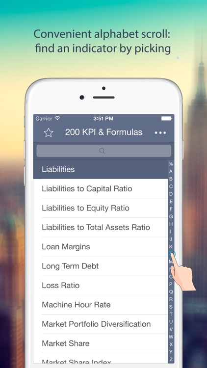 200 KPI & Formulas for Business screenshot-3