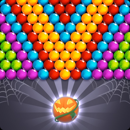 Bubble Shooter! Halloween
