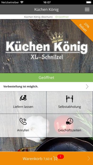 Küchen KönigScreenshot von 1