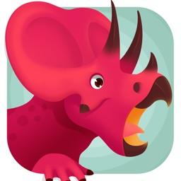 Jurassic Dinosaur - Dino Simulator Games For Kids
