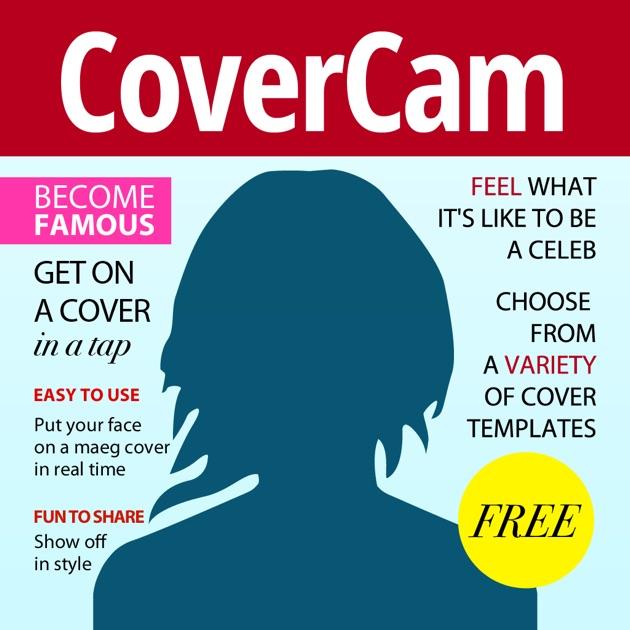 Covercam magazine cover maker with original mag typography covercam magazine cover maker with original mag typography fonts on the app store pronofoot35fo Choice Image