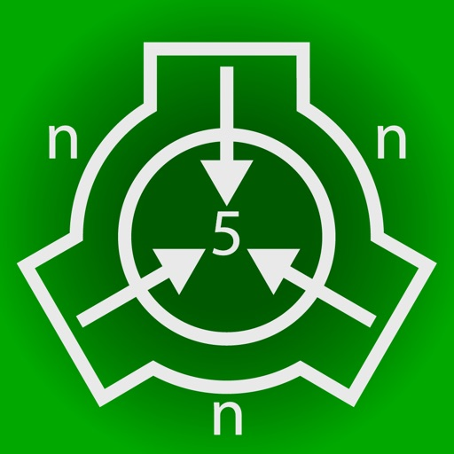 SCP Foundation nn5n offline application logo