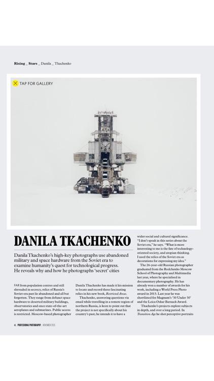 Professional Photography Magazine screenshot-3
