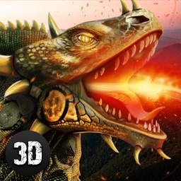 Angry Flying Dragons Clan 3D Full