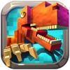 ワイルド恐竜ハンティングサバイバルピクセルワ - iPhoneアプリ