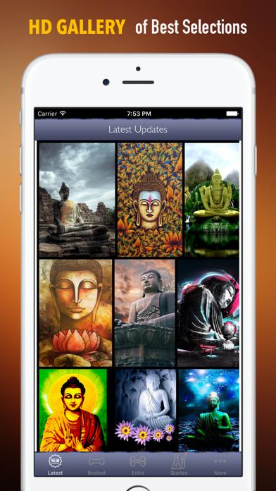 仏教芸術の壁紙HD:引用のおすすめ画像1