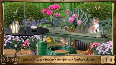 Alice in Wonderland:  Hidden objects screenshot three