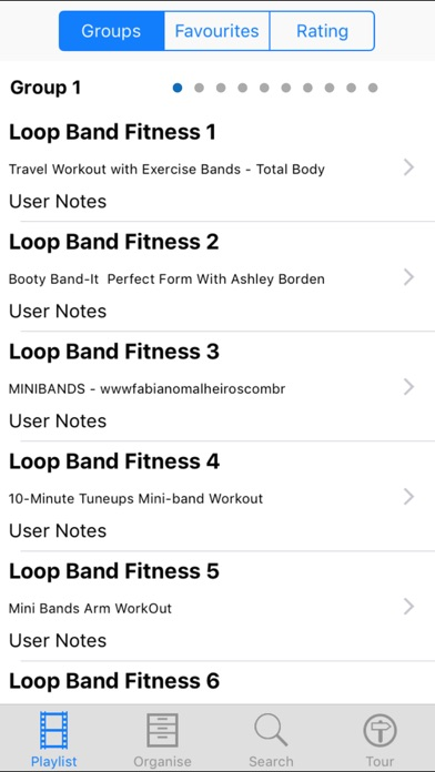 Loop Bands Fitnessのおすすめ画像2