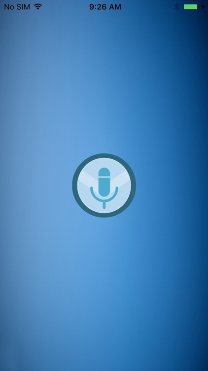 Voice by Email screenshot-4