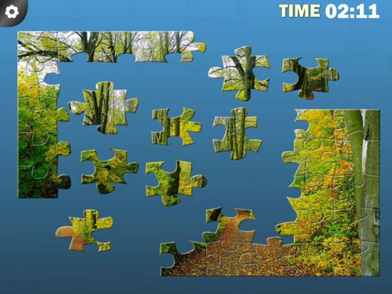 Jigsaw Tablet - fun puzzles Скриншоты9