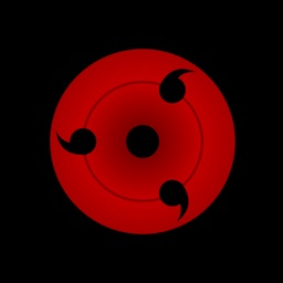 Sharingan Eyes - Fx Sticker
