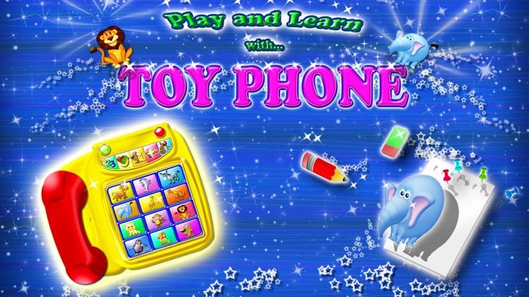 Preschool Toy Phone - Activities for Toddlers screenshot-4
