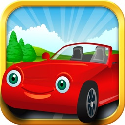 Baby Car Driving App - Toy Car Games For Toddlers