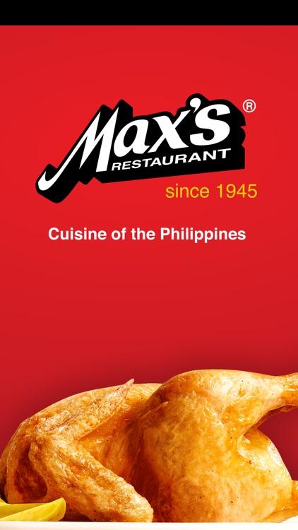 Max's Restaurant N.A.