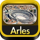 Arles Offline Map City Guide icon