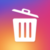 Mass Delete for Instagram - Unfollow Followers