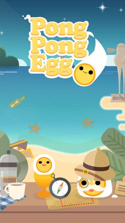 Pong Pong Egg screenshot-0