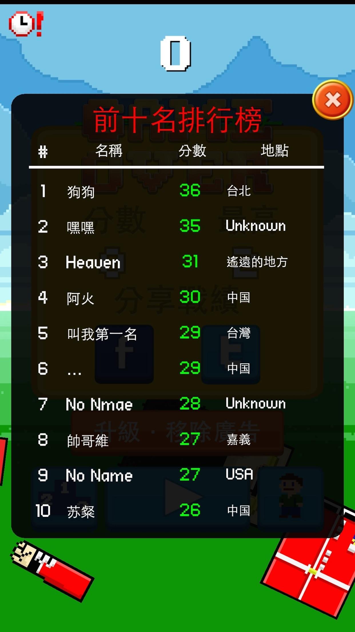 舉旗 Tempo - 台灣最受歡迎小遊戲 Screenshot