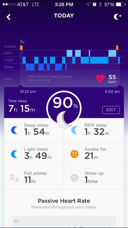 UP® – Smart Coach for Health screenshot-3