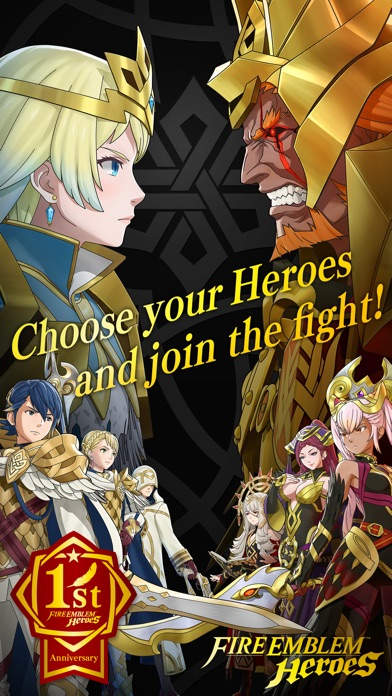 download Fire Emblem Heroes apps 0