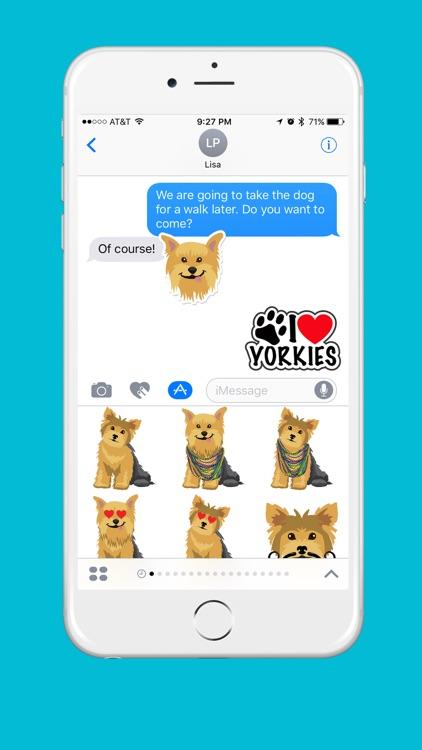 Yorkshire Terrier Emoji