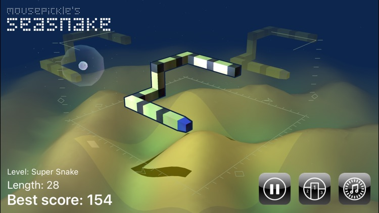 Sea Snake screenshot-2