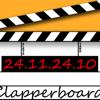Clapperboard / Clapboard Slate