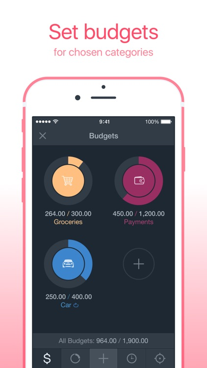 Saver – Personal Finance, Income & Expense tracker screenshot-3
